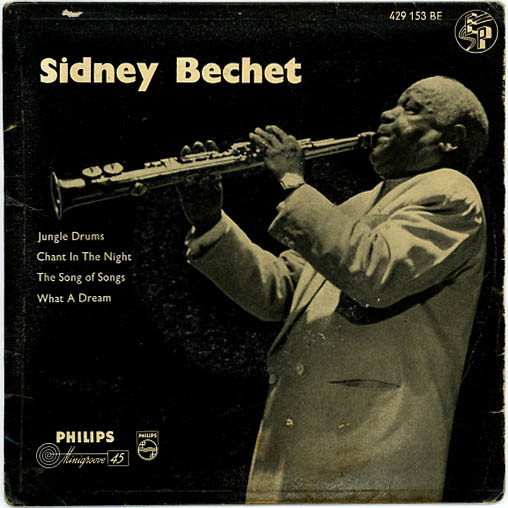 Sidney Bechet – Jungle Drums