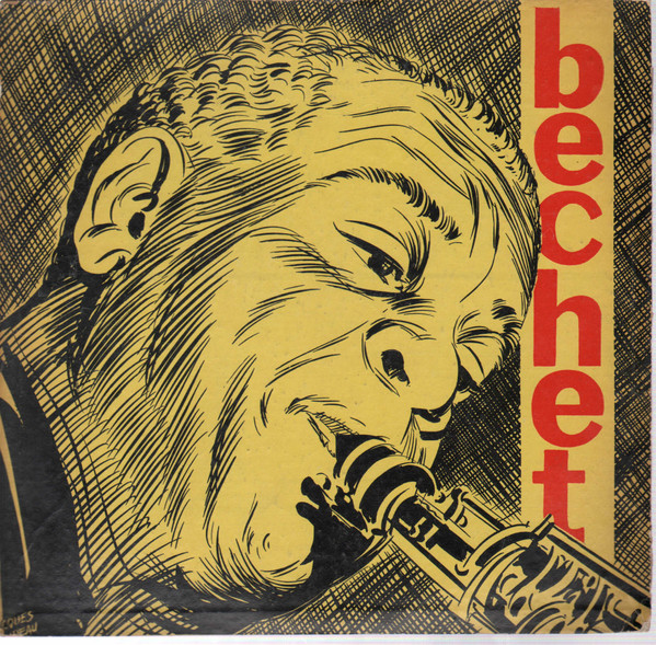 SidneyBechet – 1950 Sidney Bechet and his blue note jazz men