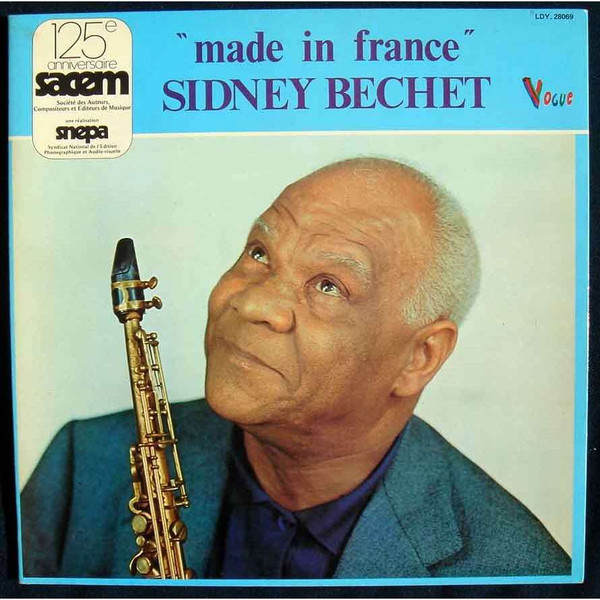 SidneyBechet – Made in France
